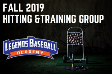 FALL 2019 HITTING &TRAINING GROUP